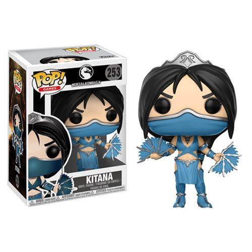 POP Games: Mortal Kombat - Kitana - Fandom