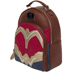 Loungefly Wonder Woman Cosplay Mini Backpack - Fandom