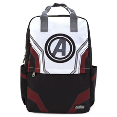 Avengers End Game Suit Square Nylon Backpack