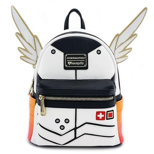 LF OW Mercy Yel Org Red Mini Backpack - Fandom