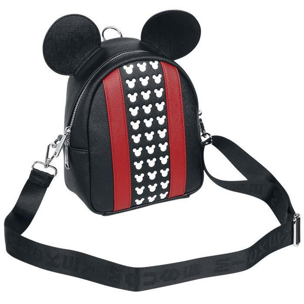 LF Mickey Applique And Debossed Detail Backpack - Fandom