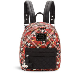 Loungefly Mickey Mouse Twill Mini Backpack - Fandom