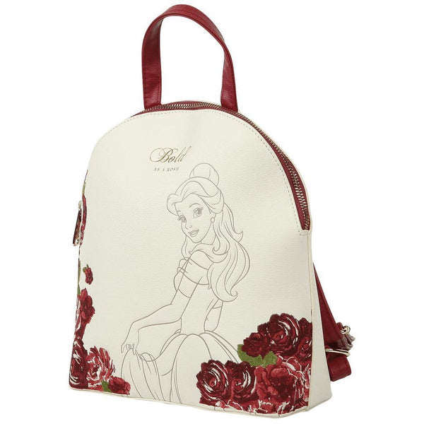 Loungefly Beauty and the Beast Bold as a Rose Mini Backpack - Fandom