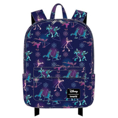 A Goofy Movie Powerline AOP Nylon Backpack