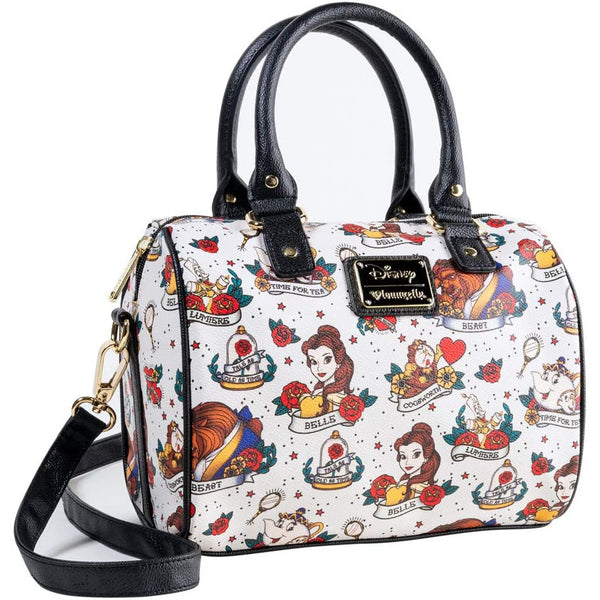 LF: Disney: Belle Tattoo AOP Bag - Fandom