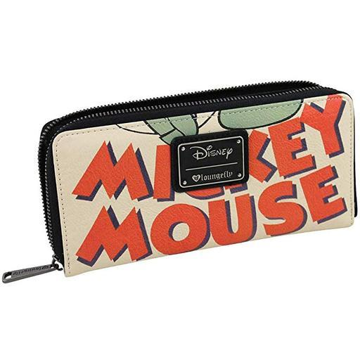 LF Mickey Mouse Classic Zip Around Wallet - Fandom