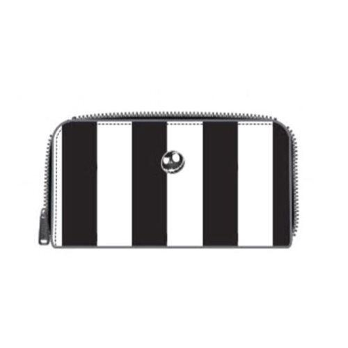 LF NBC Striped Zip Around Wallet - Fandom