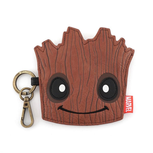 LF: Marvel: GOTG: Groot Face Coin Bag - Fandom