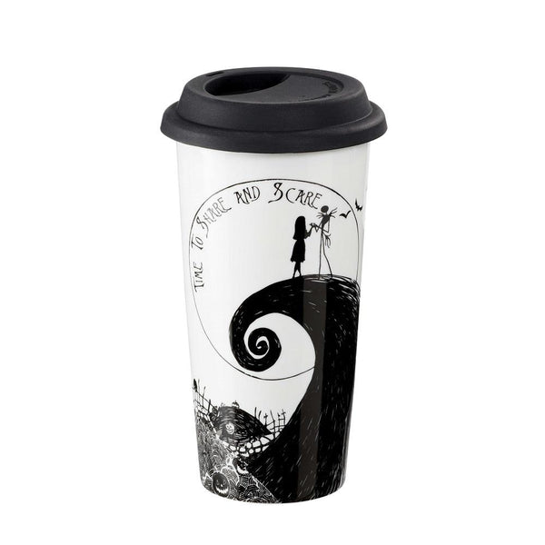 Nightmare Before Christmas: Lidded Mug: Time to Scare - Fandom