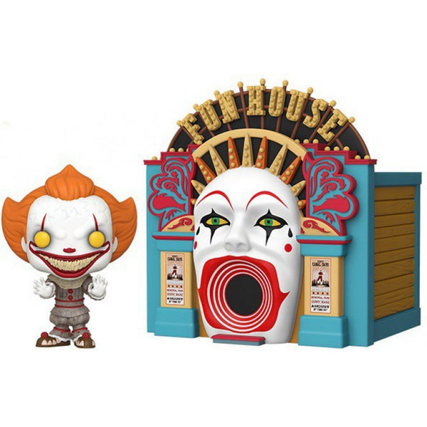 Funko POP! Town -IT 2 - FUNHOUSE w/ Demonic Pennywise (TBD - Fandom