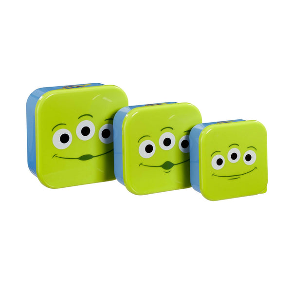 Toy Story - Plastic Storage Set - Aliens - Fandom
