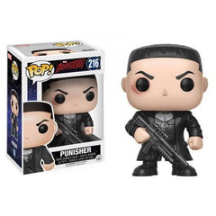 POP Marvel: Daredevil TV - Punisher w/CHASE - Fandom