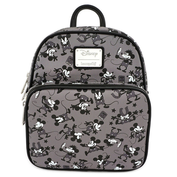 Loungefly Disney Mickey Mouse Plane Crazy Mini Backpack - Fandom