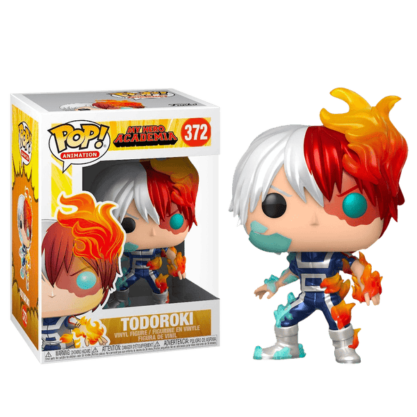 POP Animation: MHA S3 - Todoroki (MT) (Exc) - Fandom