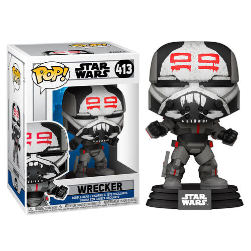 POP Star Wars: Clone Wars- Wrecker