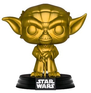 POP Star Wars: Yoda (GP) (MT) (EXC)