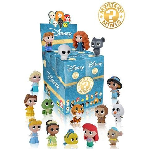 Mystery Mini: Disney Princess - 12 PCS - Fandom