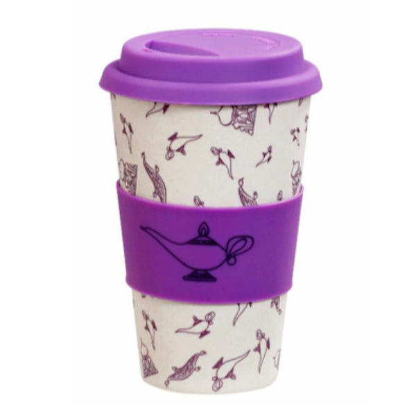 Disney: Colour Block: Bamboo Lidded Mug: A Whole New World