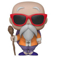 Pop Animation: DBZ S4 - Master Roshi w/ Staff