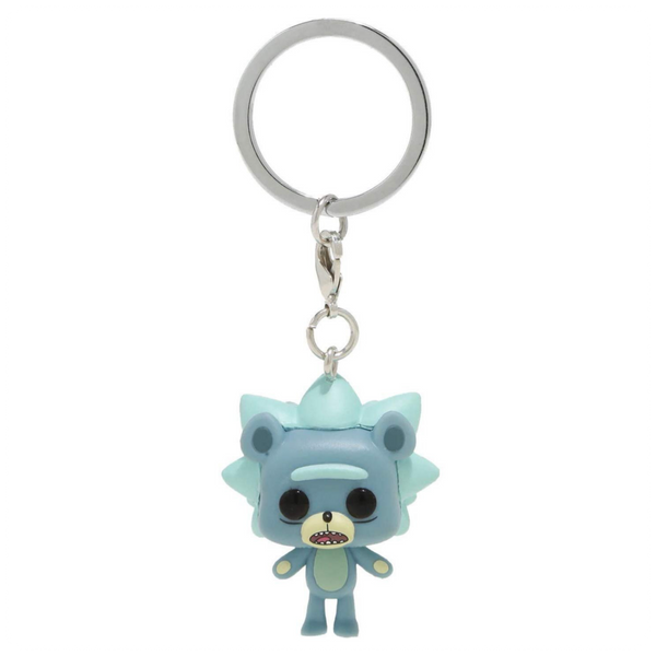 POP Keychain: Rick & Morty - Teddy Rick