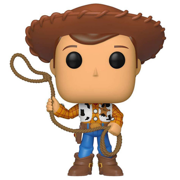 POP Disney: Toy Story 4 - Sheriff Woody