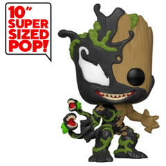 "POP Marvel: Max Venom - 10"" Groot"