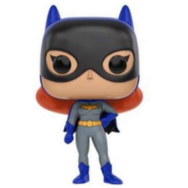 POP Heroes: Animated Batman - BTAS Batgirl