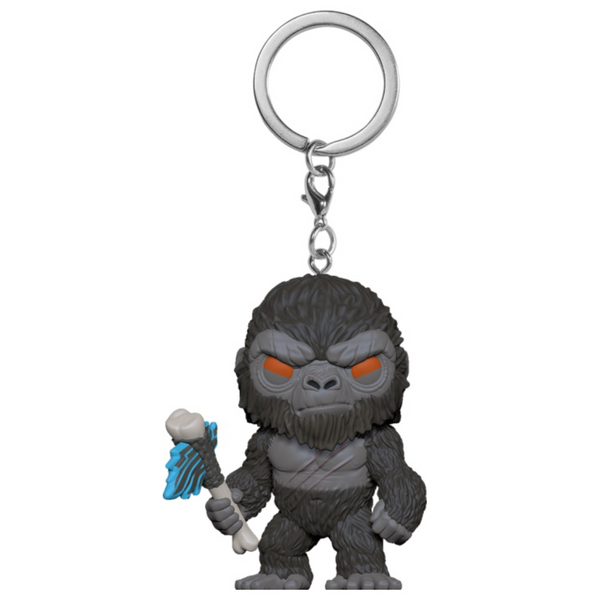 POP Keychain: Godzilla Vs Kong- POP 3