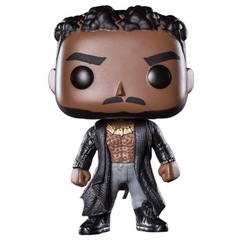 POP Marvel: Black Panther - Erik Killmonger w/Scars