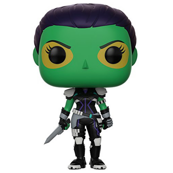 Pop Marvel Games: GOTG TT: Gamora