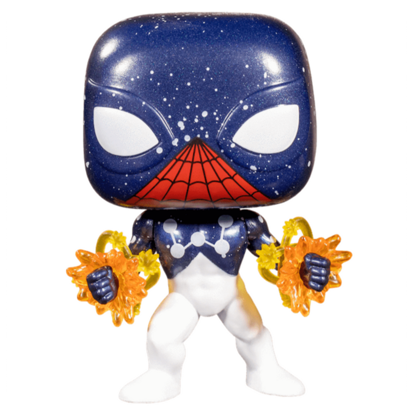 POP Marvel: Comics - Captain Universe Spider-Man (EXC)