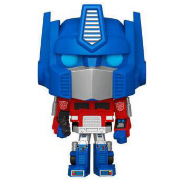 POP Vinyl: Transformers- Optimus Prime
