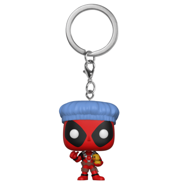 POP Keychain: Deadpool Playtime-DeadpoolBathTime