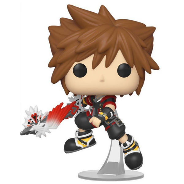 POP Disney: KH3 S2 - Sora w/Ultima Weapon