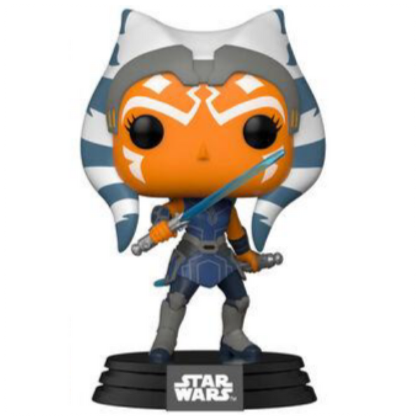 POP Star Wars: Clone Wars- Ahsoka