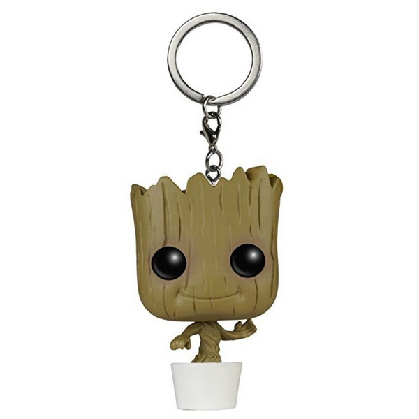Pocket POP! Keychain: Marvel: Guardians O/T Galaxy: Baby Groot