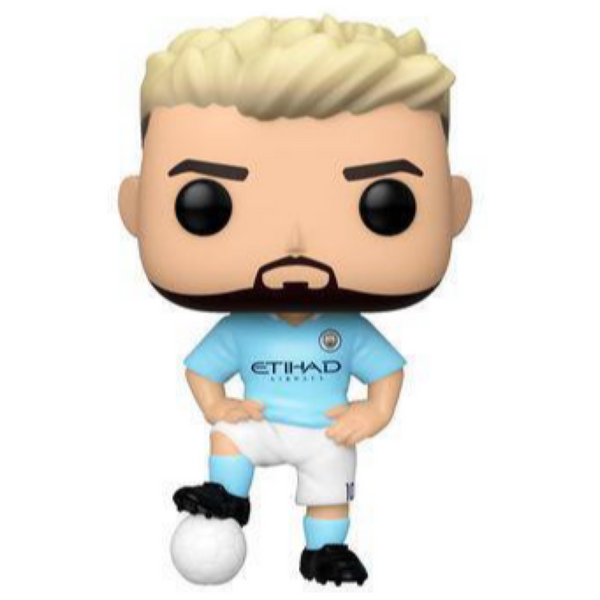 POP Football: Manchester City - Sergio Aguero