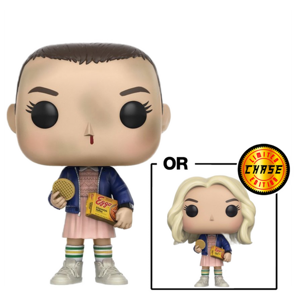 POP Television: ST - Eleven (Eggos) w/ Chase