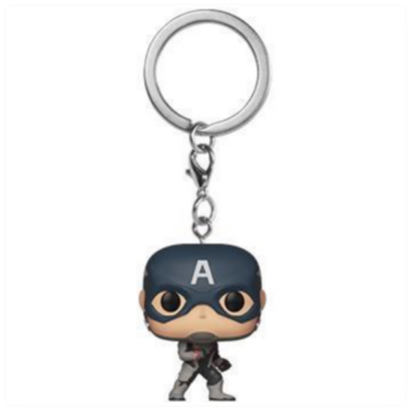 POP! Keychains: Marvel - Avengers: End Game - Captain America