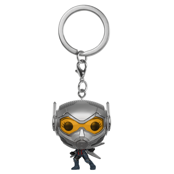POP Keychain marvel:Ant-Man and The Wasp- The Wasp