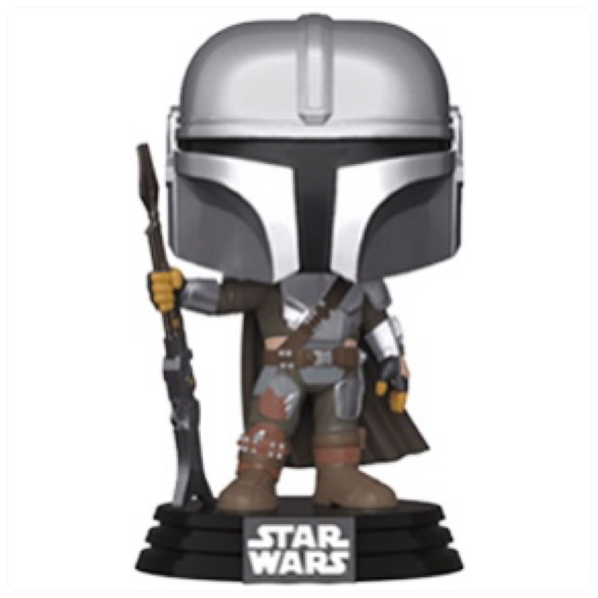 POP Star Wars: Mandalorian - The Mandalorian