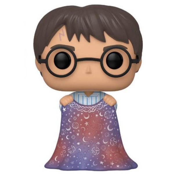 POP HP: HP- Harry w/Invisibility Cloak