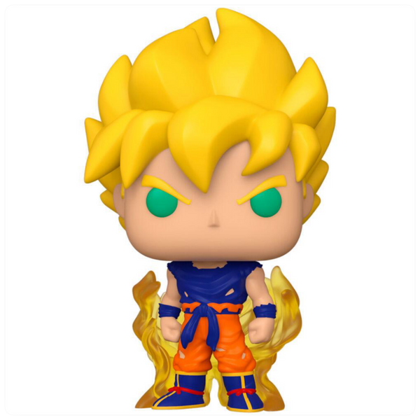 POP Animation: DBZ S8- SS Goku (First Appearance)