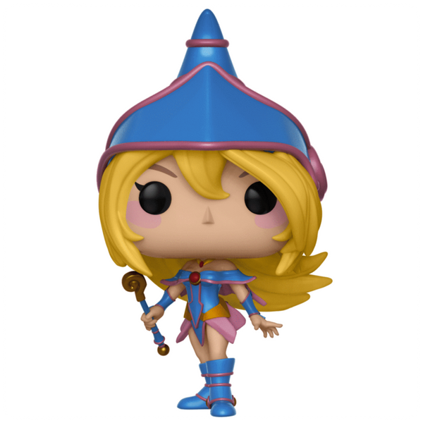 POP Animation: Yu-Gi-Oh! S1- Dark Magician Girl