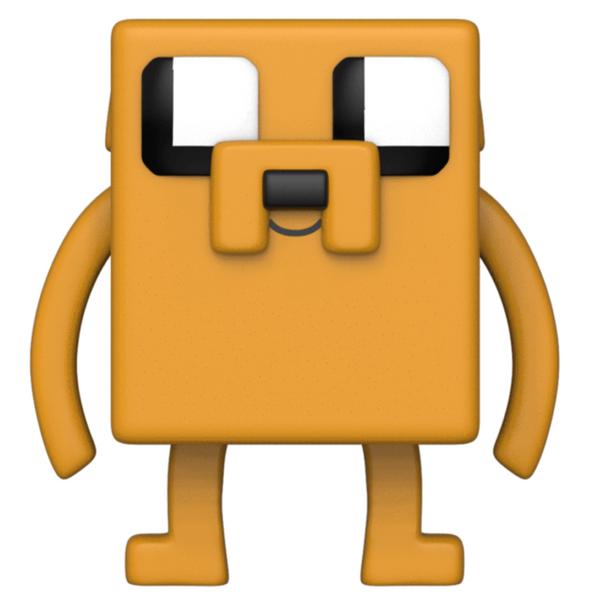 POP TV: Adventure Time/Minecraft S1 - Jake