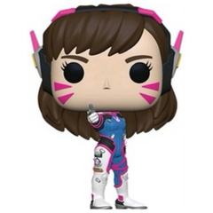 POP Games: Overwatch S5- D.Va