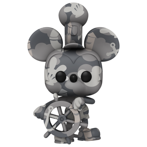 POP Artist Series: Mickey- Steamboat Willie (Exc)