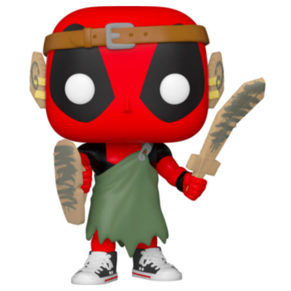 POP Marvel: Deadpool 30th- LARP Deadpool