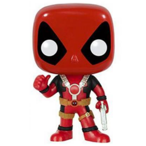 POP Marvel: Deadpool - Thumb Up - Fandom