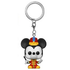 POP Keychain: Mickey's 90th - Band Concert Mickey